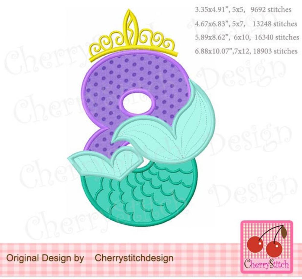 Mermaid Tail Circle Monogram Svg Free Svg Files Vozeli Com