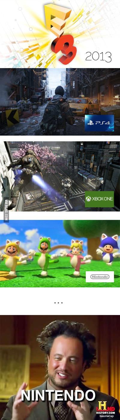 E3 2013 highlights.
