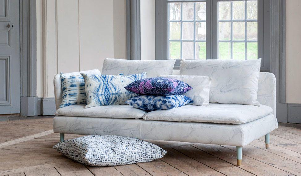 Sderhamn 3 seater sofa cover Lejlighed Pinterest Sofa
