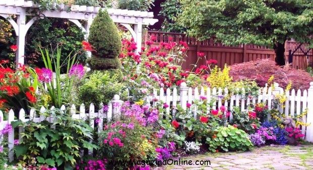23 Amazing Flower Garden Ideas Get lost in the amazing collections