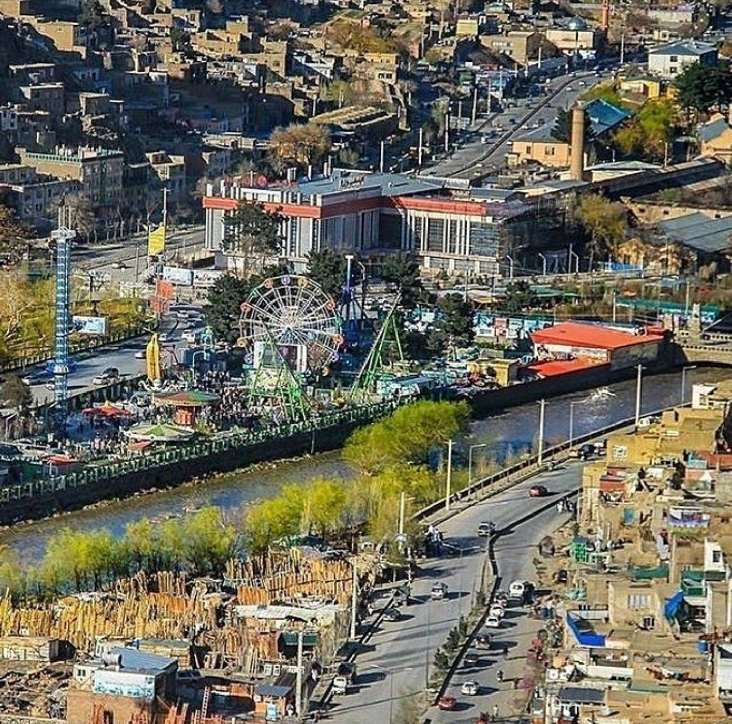 Kabul Beautiful City Of Afghanistan City Afghanistan Places To See