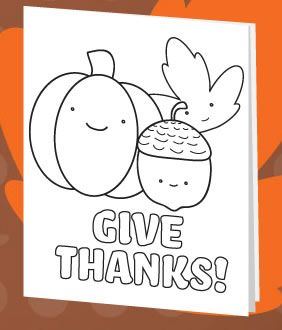 picture regarding Printable Thanksgiving Cards titled Printable Thanksgiving Playing cards Rejoice_November