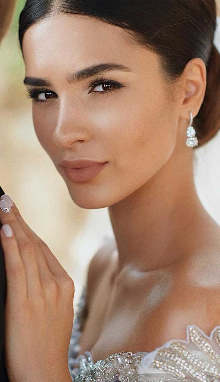 35 Natural Wedding Makeup Ideas You Might Love ...