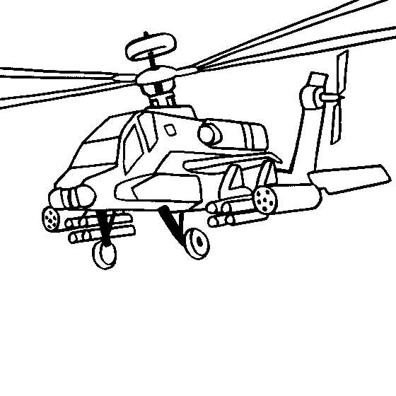 Complete Collection Of Helicopter Coloring Pages http://freecoloring ...