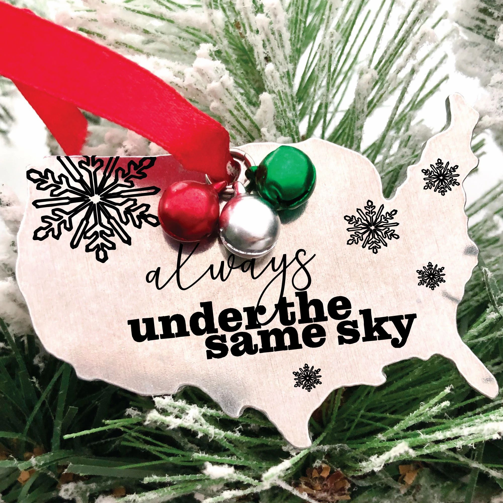 Personalized Christmas Ornaments in 2020 Personalized