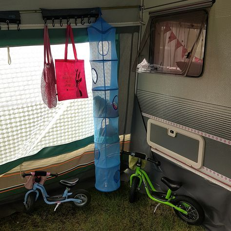 Photo of Hip rut hut: pimp the awning and the outside of your caravan
