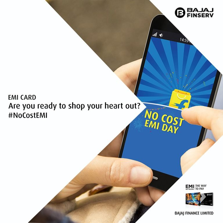 Are You Waiting For Your Salary Hike Or Promotion Complete All Your Wishes Now At Nocostemi Bajajfinserv Is Offering Int Shopping Card How To Apply Finance