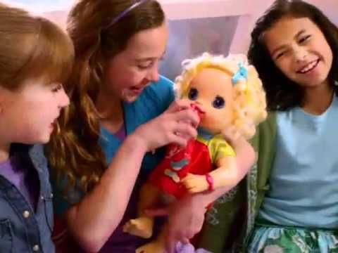 Baby Alive My Baby Alive Doll Youtube Baby Alive Dolls