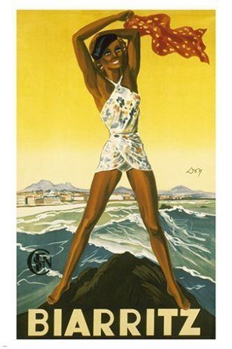 CARIBBEAN ISLANDS A3 vintage retro travel /& railways posters art wall decor  #3
