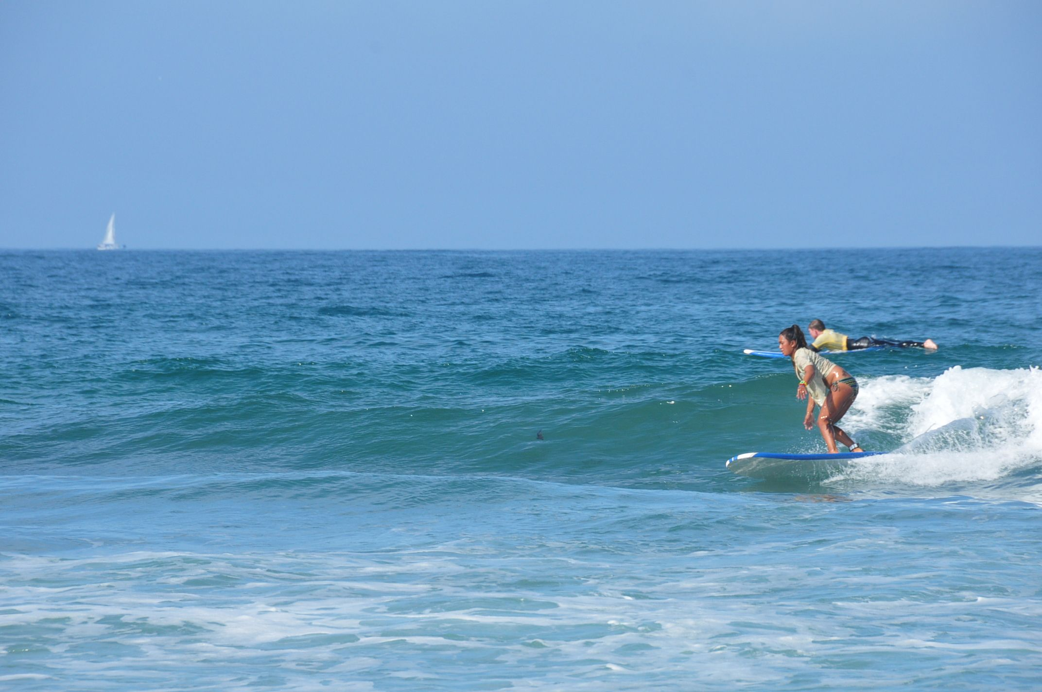 Home Surfing, Surf lesson, Pacific beach