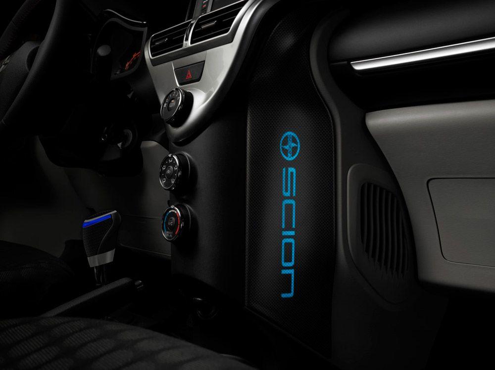 Scion Iq Interior Scion Toyota Car Dealership