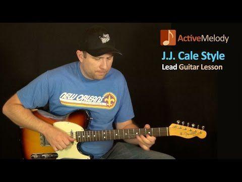 Jj Jj Cale Guitar Lesson Simple Blues Guitar Lesson Ep103