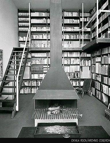 Casa t pies barcelona 1960 biblioteca arquitectura - Escuela de arquitectura de barcelona ...