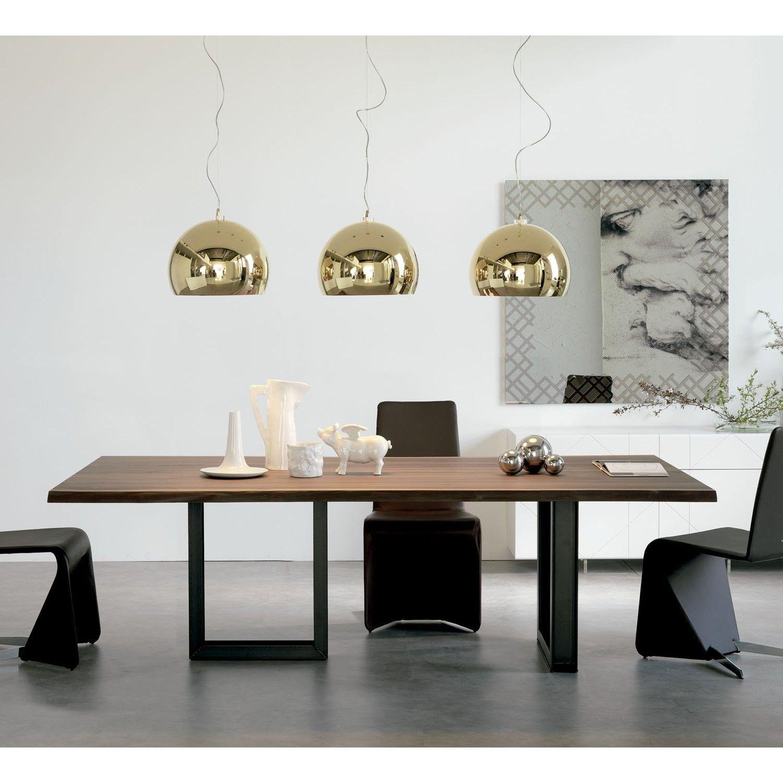 Cattelan Italia Mesa de diseño Sigma Diseño: Philips Jackon. Mesa de ...