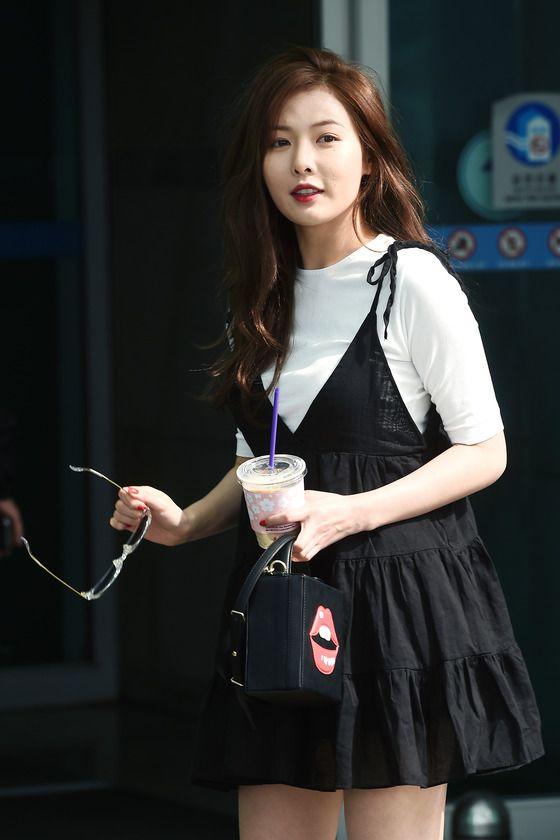 현아, '오늘은 귀엽게~'