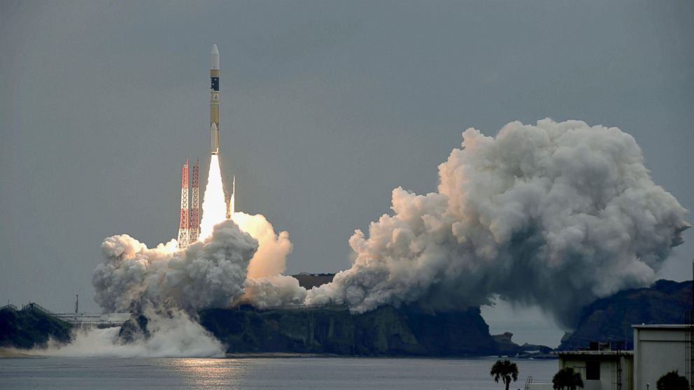 Japan is building its own GPS in hopes of reducing location errors for drivers, drone operators and other users.  A rocket launched Thursday from southern Japan is carrying a satellite that will form part of a Japanese GPS.  The Japan Aerospace Exploration Agency and Mitsubishi Heavy... - #Build, #Japan, #Launches, #Rocket, #Satellite, #TopStories
