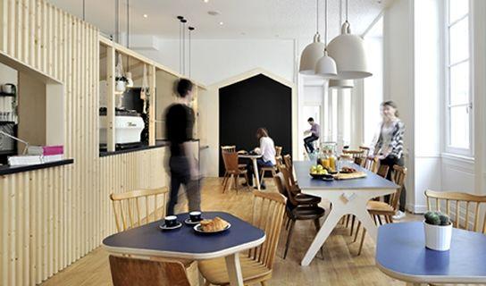 Away Hostel 21 Rue Du0027Alsace Lorraine Lyon 1er