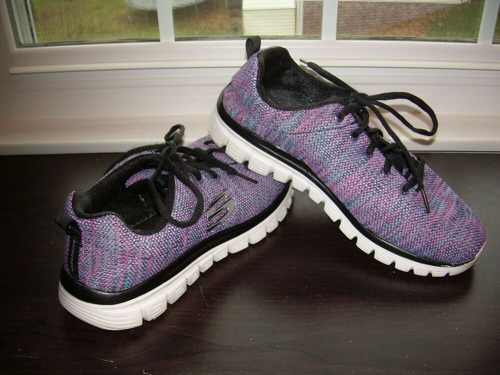 SKECHERS GRACEFUL TWISTED FORTUNE WOMENS SHOES SNEAKERS SN