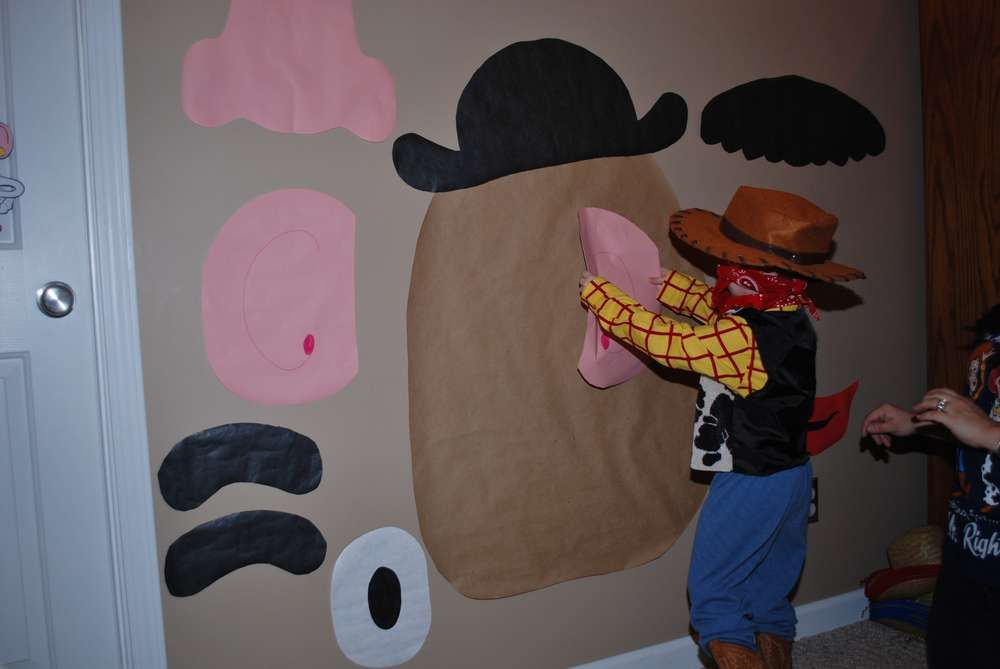 Games To Play At Toy Story Birthday Party : Toy story birthday party ideas birthday party toy
