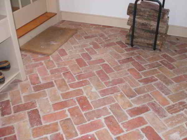 Brick Floor Tile Lowes Brick Flooring Brick Tile Floor Brick Tiles