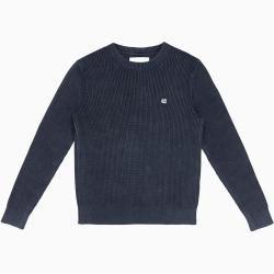 Photo of Calvin Klein Pullover aus geripptem Baumwoll-Strick S Calvin KleinCalvin Klein