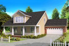 Bungalow Style House Plan 4 Beds 3 5 Baths 1871 Sq Ft Plan 513 1