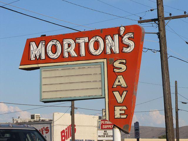 Morton's Save - Yakima, WA - by Jim Good
