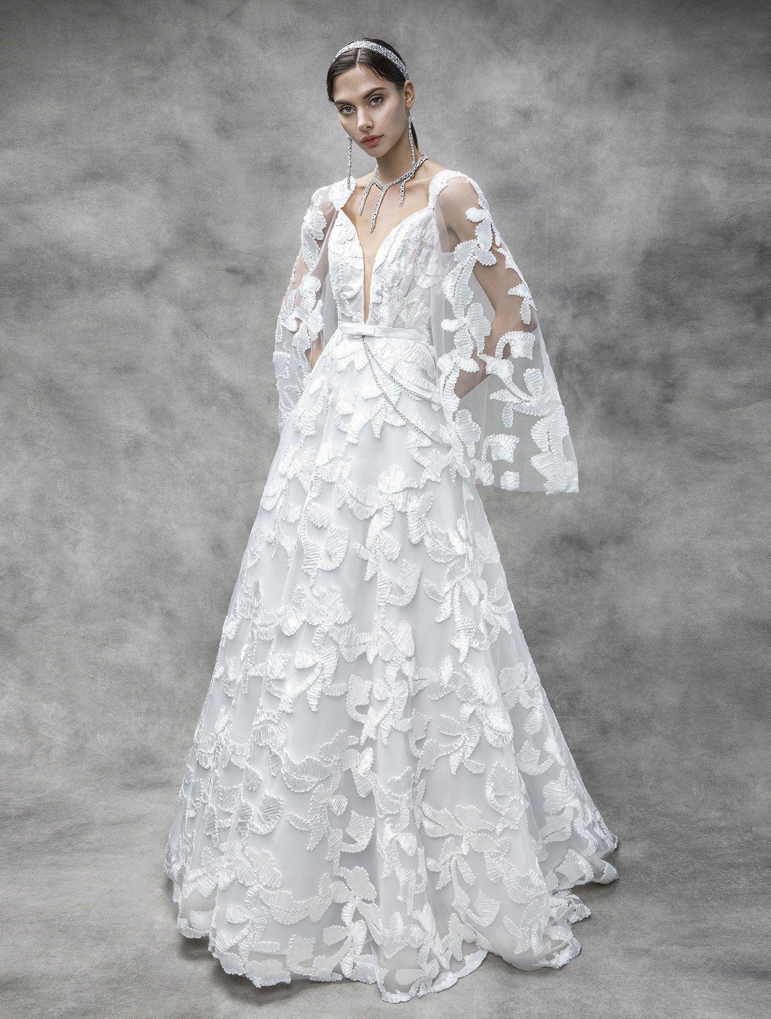 55624dea329da Victoria KyriaKides Bridal & Wedding Dress Collection Spring 2020 | Brides