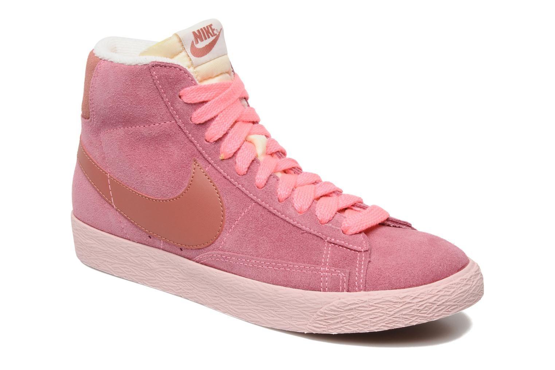 low priced c34e1 cc224 Nike Wmns Blazer Mid Suede Vintage (rosa) - Sneaker bei Sarenza.de (198920)