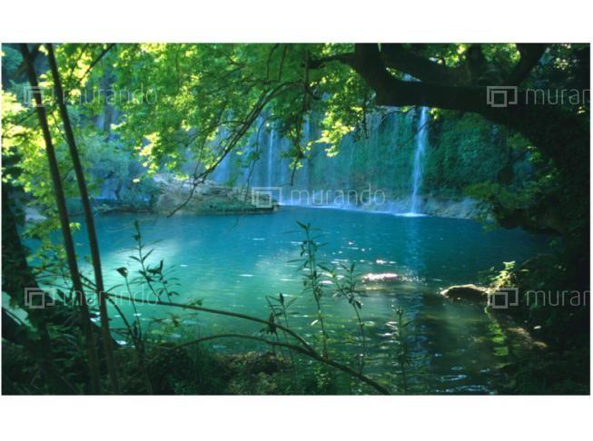 F Kursunlu - cascada (Turquía) 31556 paisajes de pared Pinterest - cascada de pared
