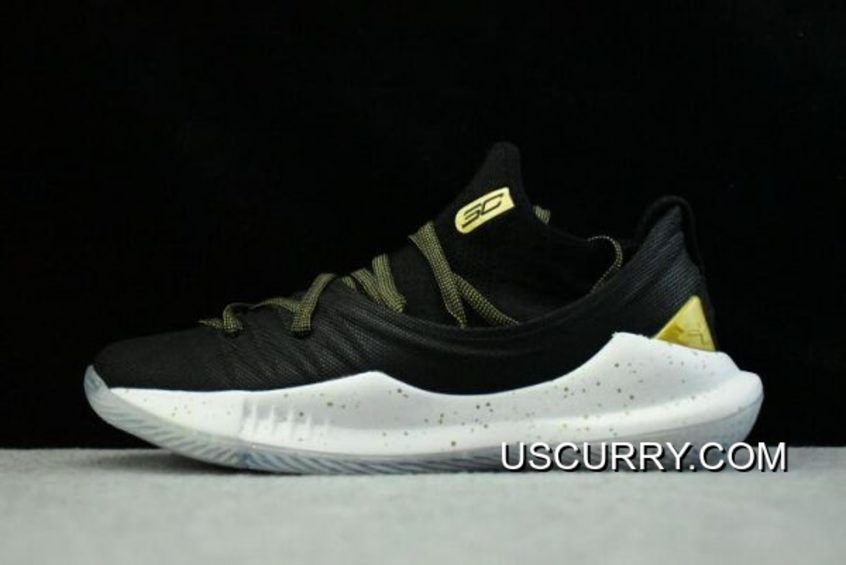 "ca2bf829885 Under Armour UA Curry 5 ""Championship Pack"" Black/Gold 3020657-001 Top Deals,  Price: $87.68"