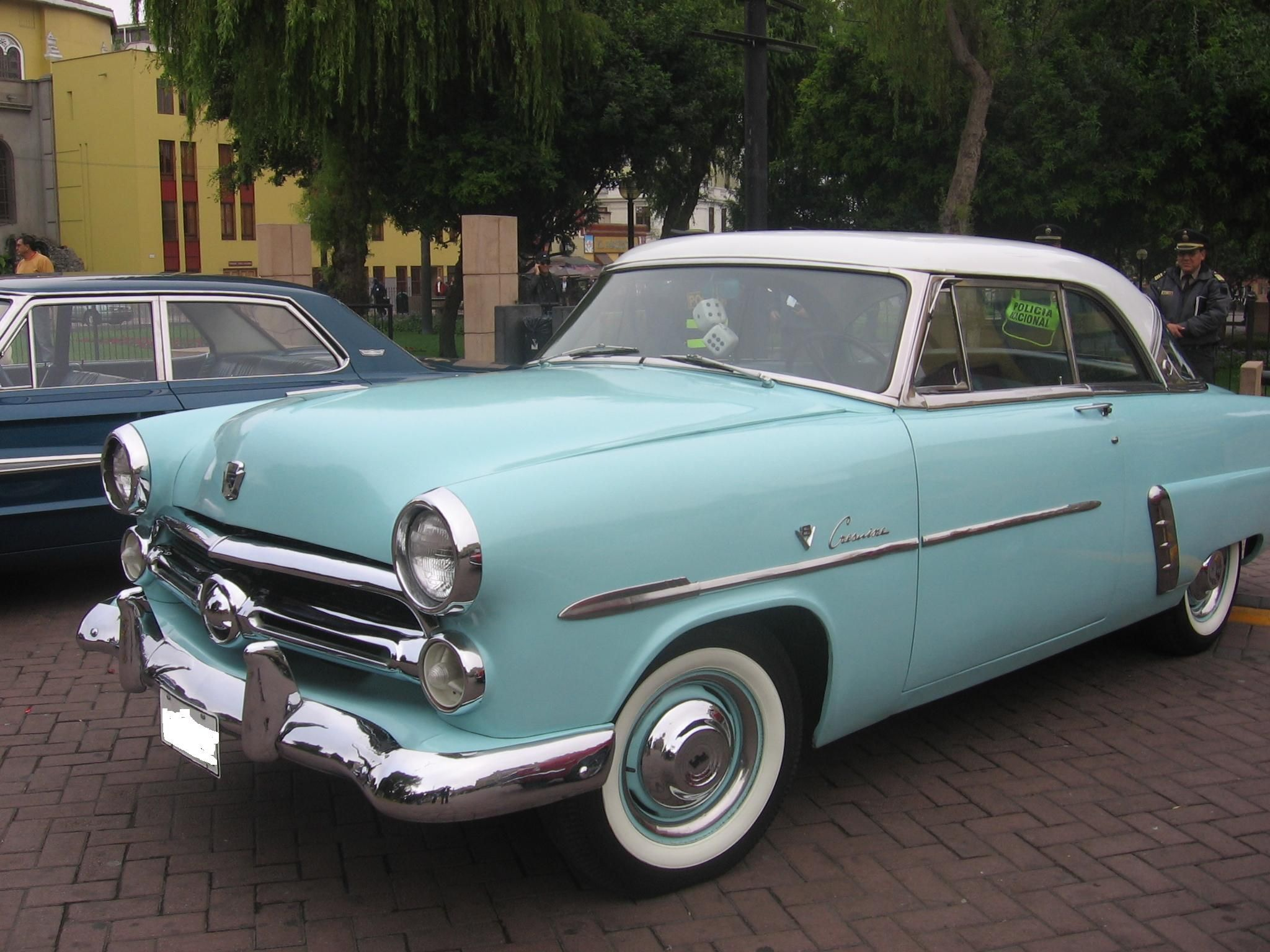 1956 ford customline wagon old car hunt - 1952 Ford Vehiclespolice Vehiclesantique