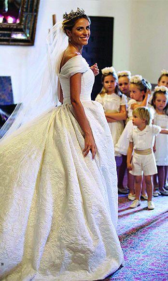 Vestido boda laura vecino