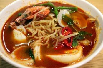 Asian Noodle Soup With Evaporated Milk Cooking Chicken Ramen Noodle Recipes Hearty Meals