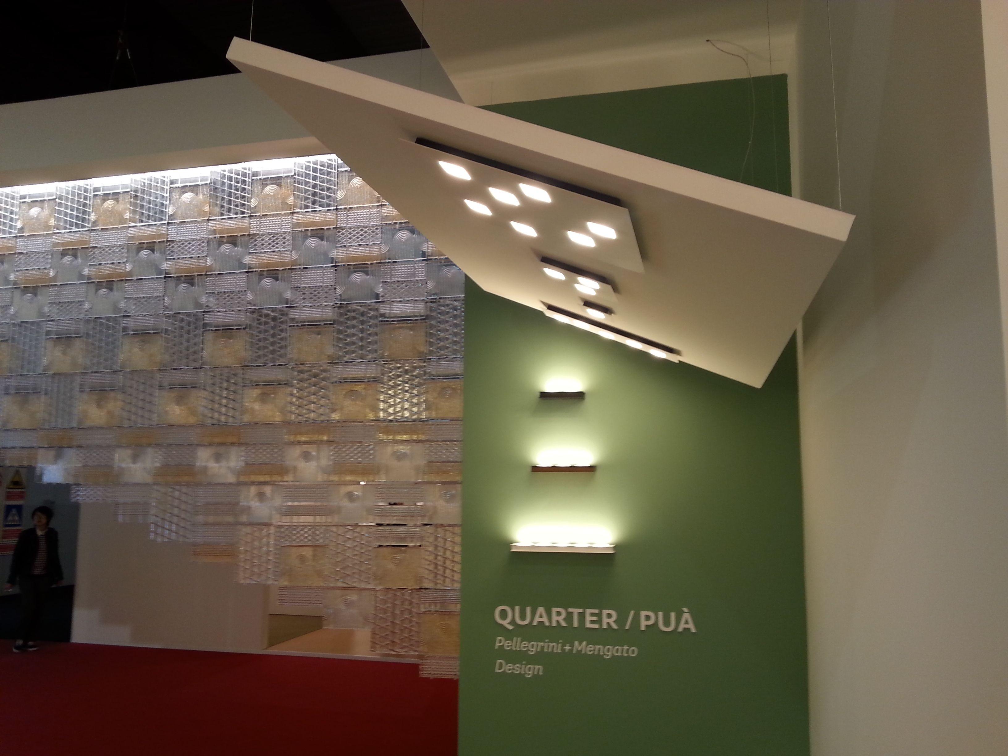 Exhibition @ Fabbian Illuminazione spa - hall 8 booth B3-C02 ...