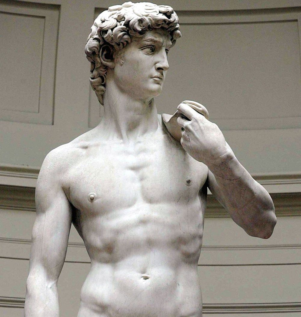 Most Famous Sculptures - David
