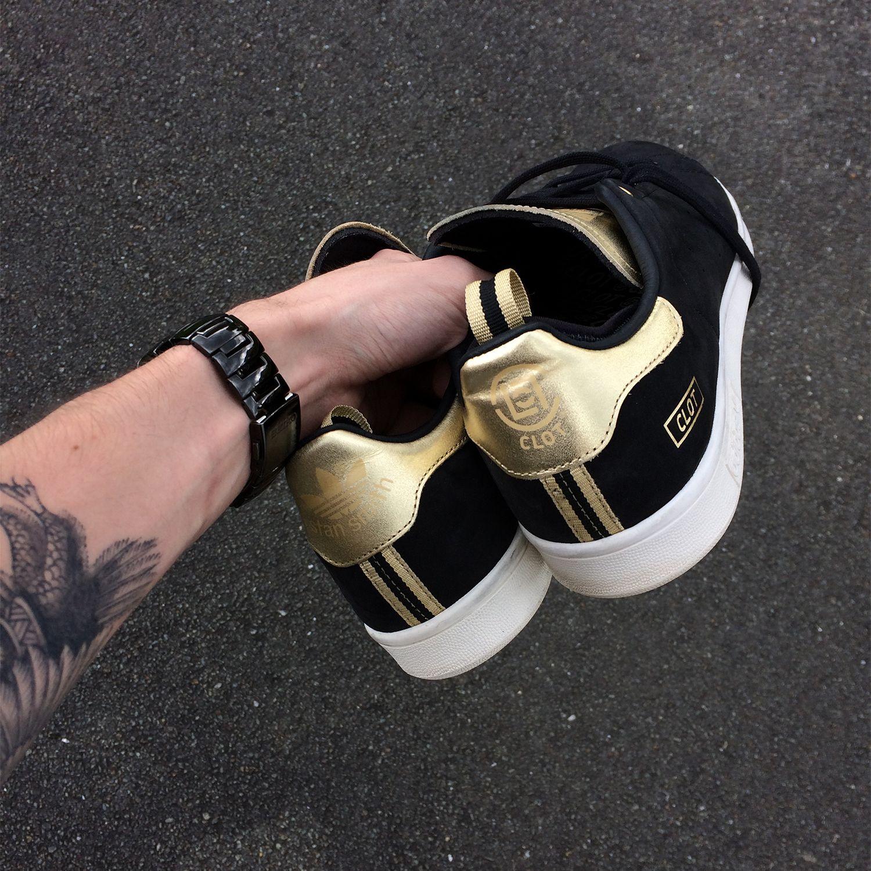 adidas stan smith x clot