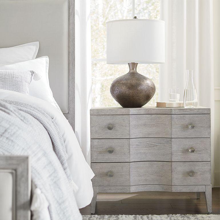 Savoy Nightstand Bassett Furniture Bedside Tables Nightstands