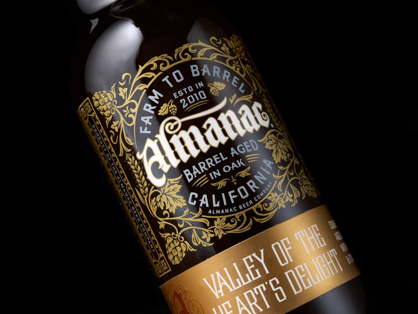 Almanac Beer Co. on Packaging of the World - Creative Package Design Gallery
