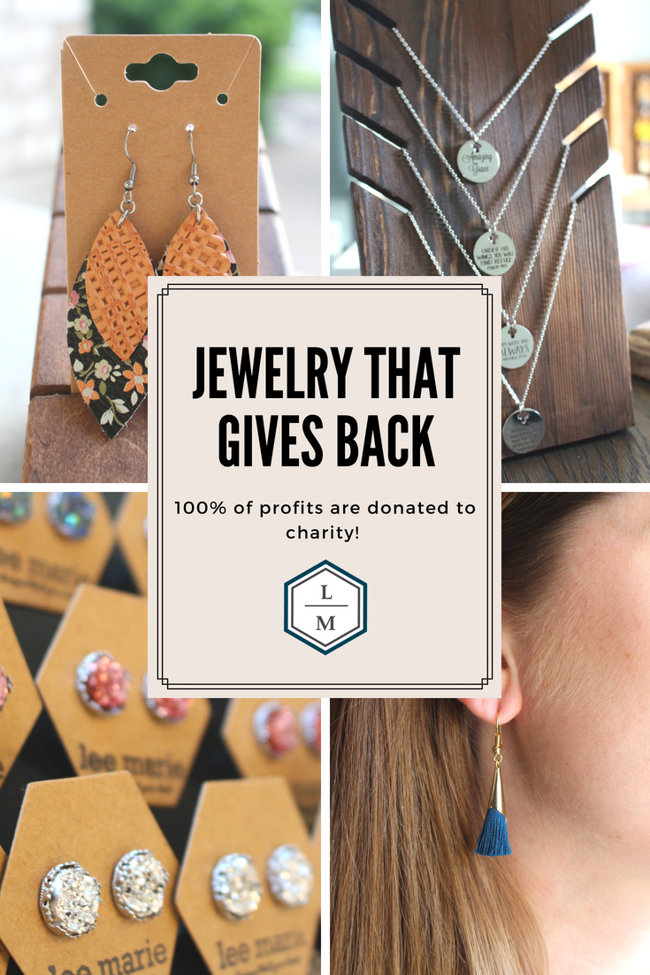 15+ Jewelry that donates to charity info