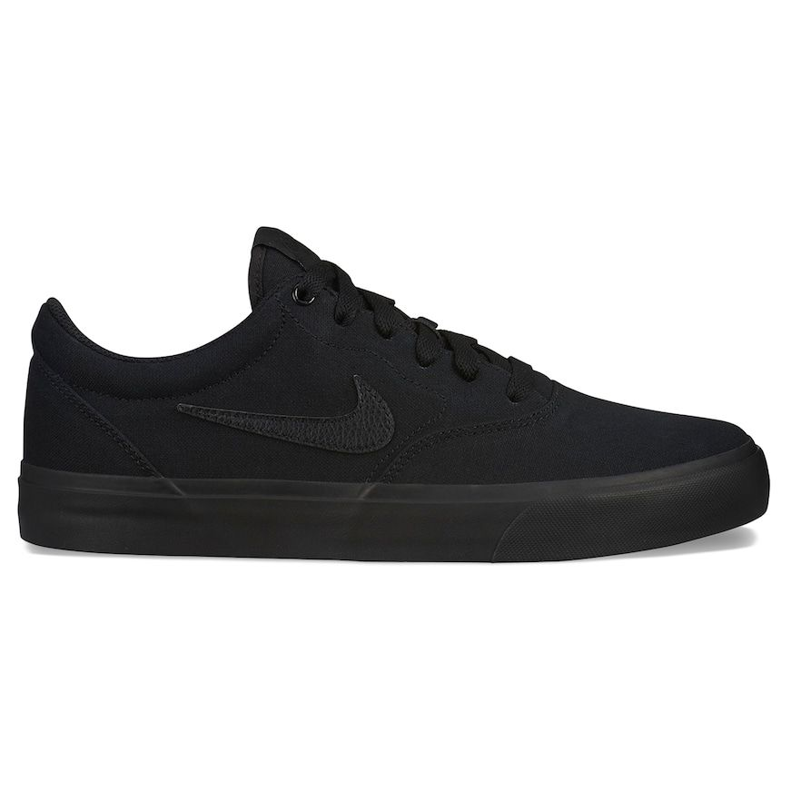 wholesale dealer 957b3 37db8 Nike SB Charge Solarsoft Men's Skate Shoes, Size: 13, Black in 2019 ...