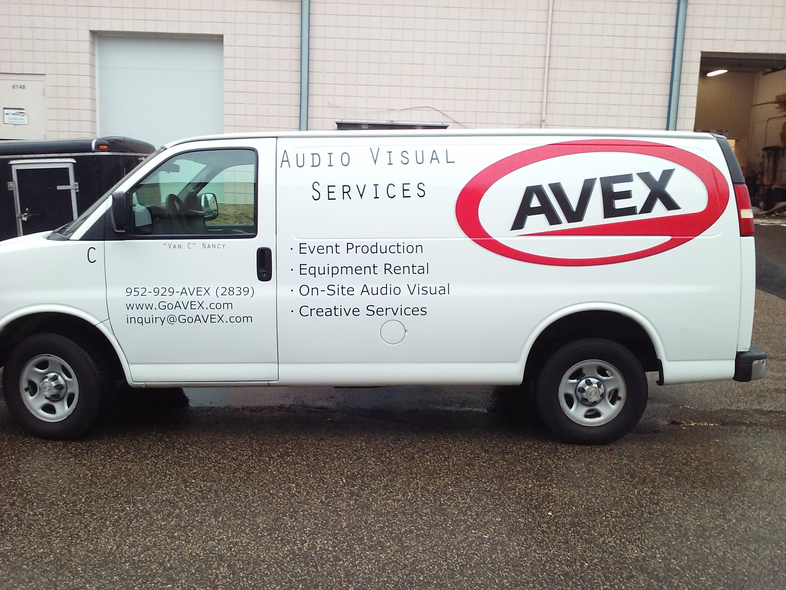 Simple Vinyl Lettering And Graphics Are A Great Way To Get