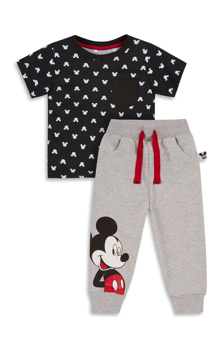 7193154e8db9c Primark - Baby Boy Mickey Mouse Jogger Set Baby Boy Mickey Mouse Jogger Set  Disney With