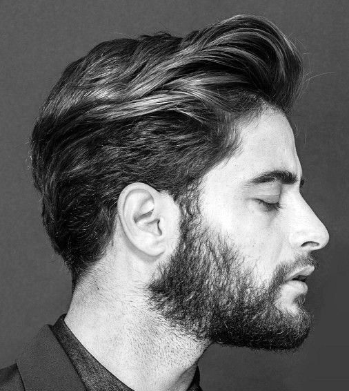 20++ Wavy hair for men inspirations