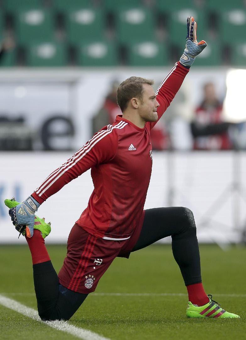 Manuel Neuer Appreciation Photo Manuel Neuer Photo Bayern Munich