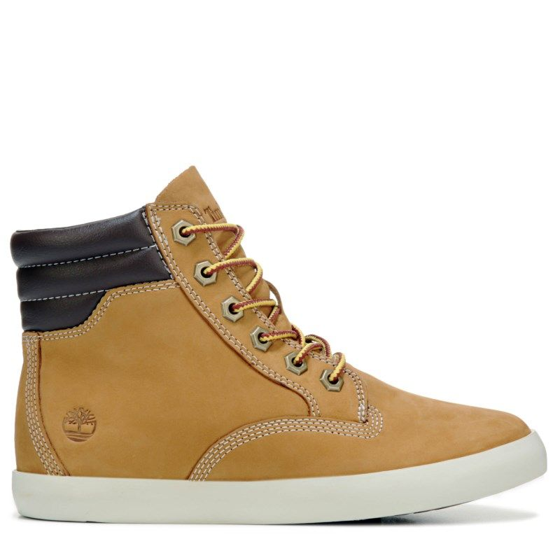 ec94583858 Timberland Women's Dausette Lace Up Sneaker Boots (Wheat) in 2019 ...