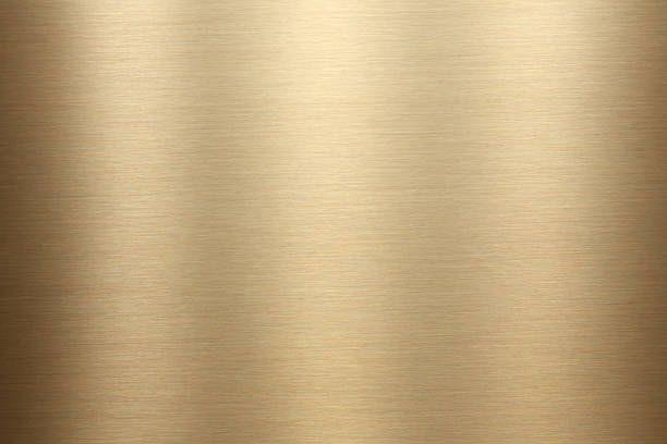 Gold Brushed Metal Texture Metal Texture Brushed Metal Texture