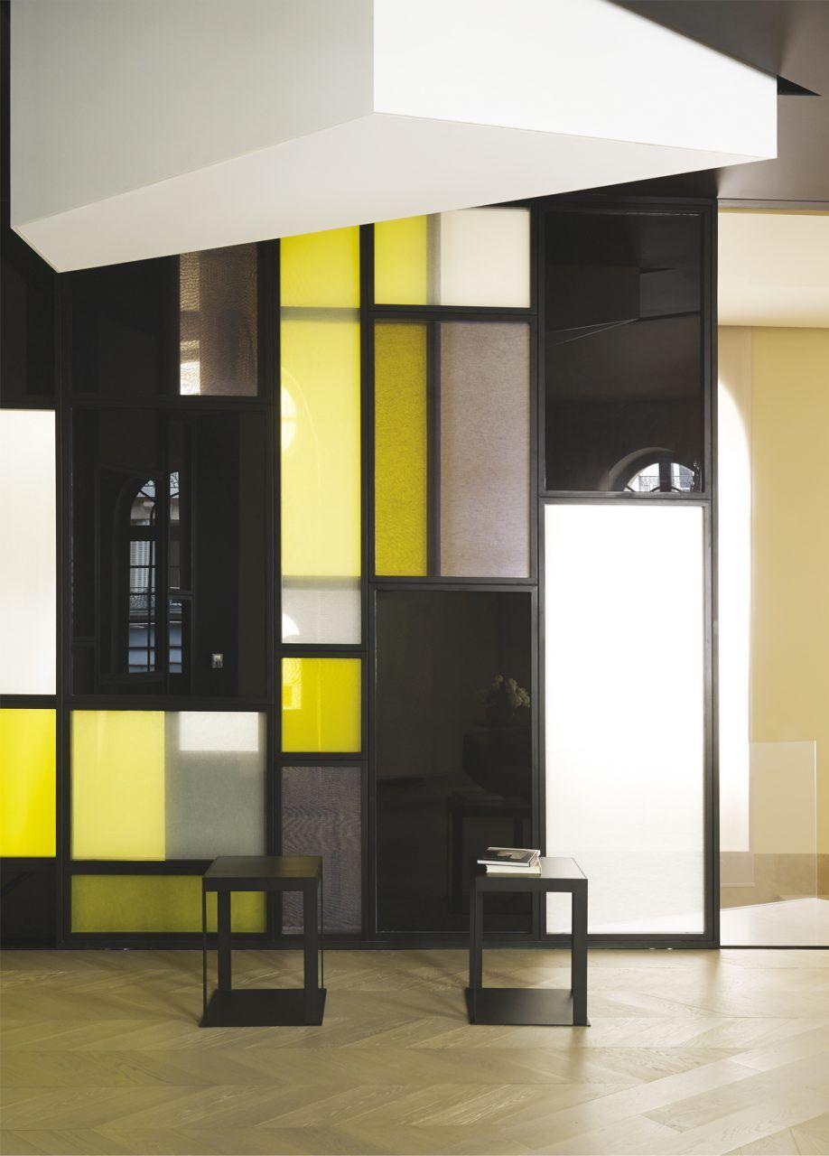 Hôtel Particulier SED | Le LAD : Le Laboratoire Du0027Architecture Intérieure Et  Design