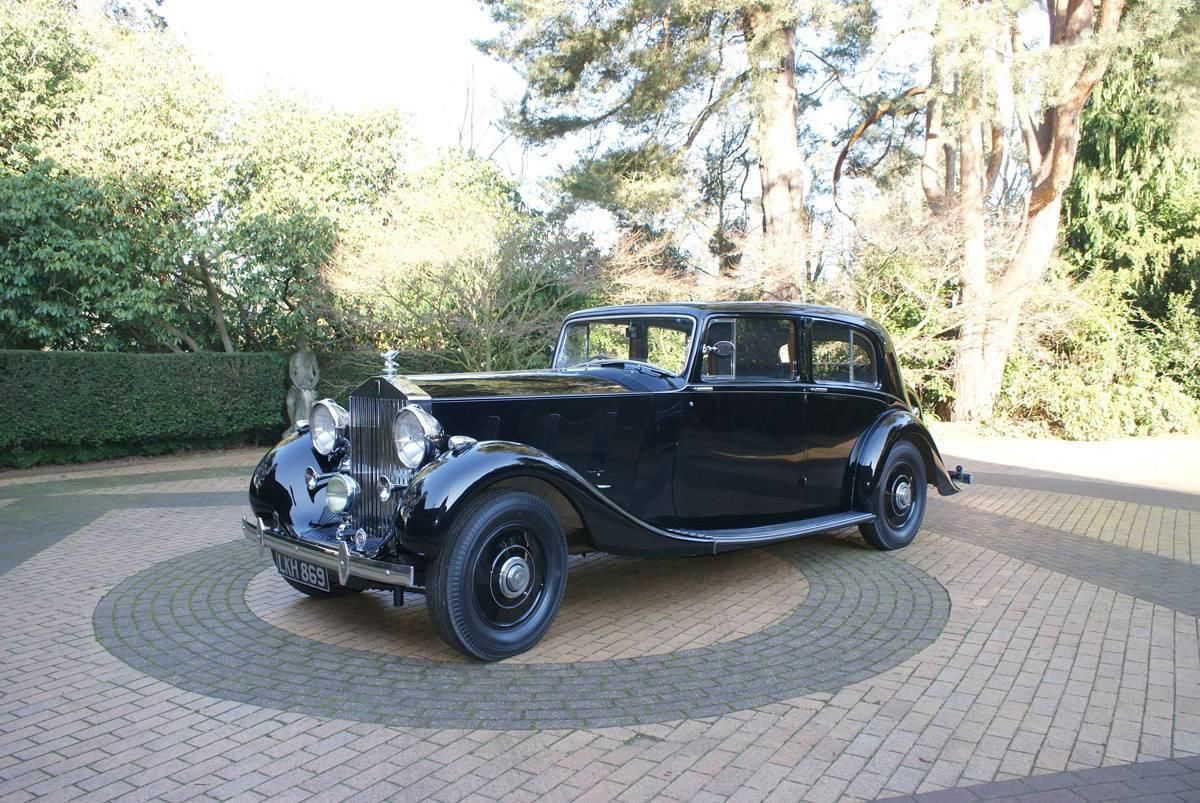 1937 rolls royce phantom iii at auction 1916725 hemmings motor news