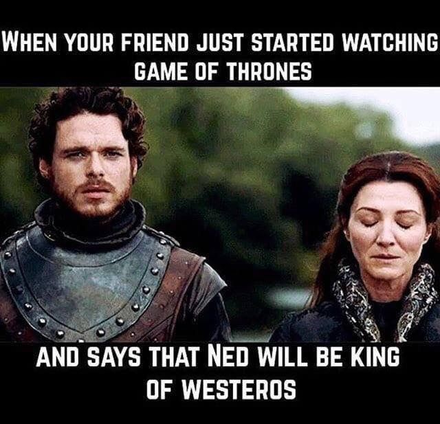 Oh my sweet summer child! Game of Thrones.  #child #summer #sweet #thrones #gameofthrones